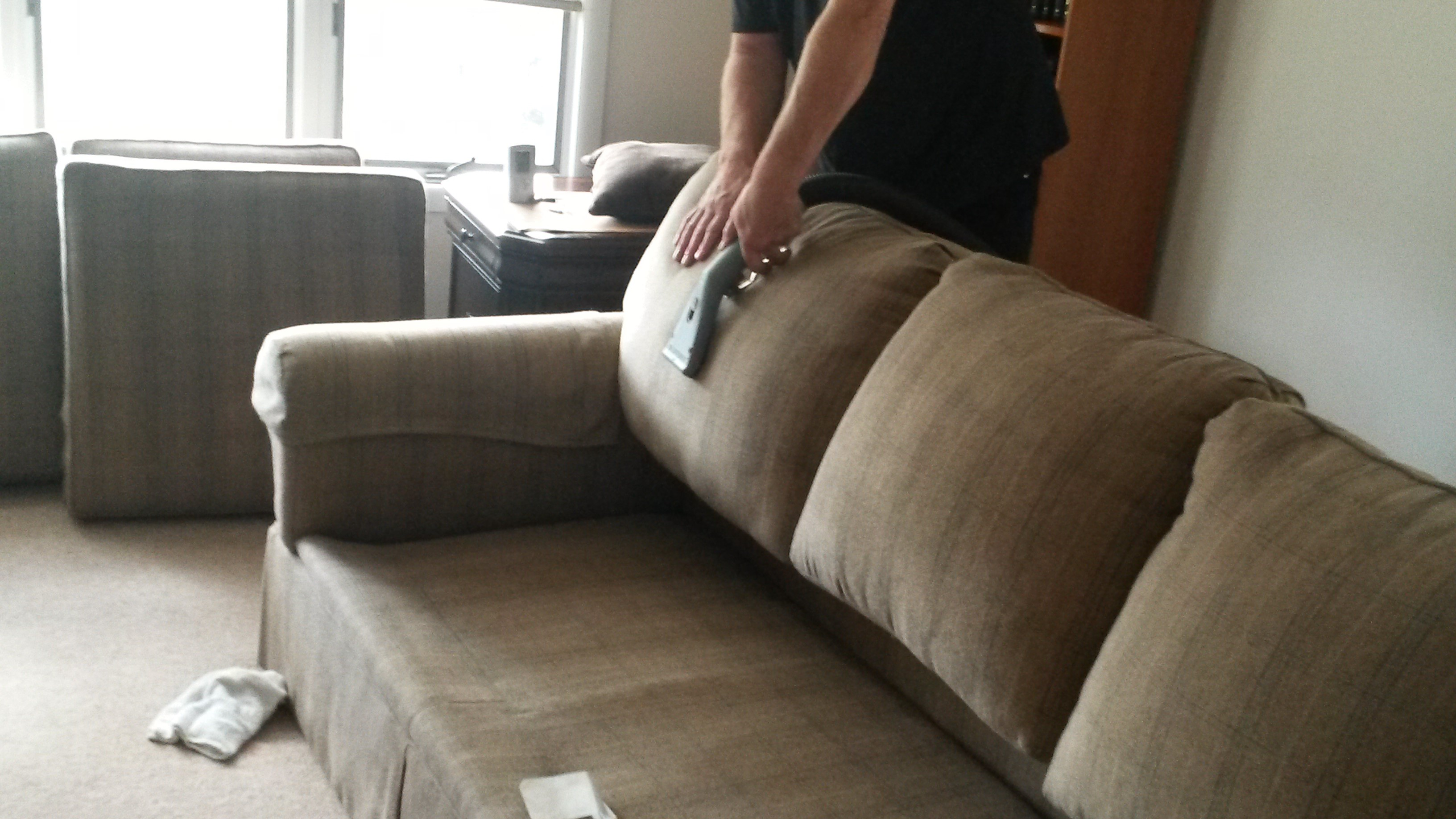 Sofa Cleaning Cambridge